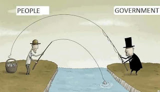 govenment policies, people v/s government, government taking people money, corrupted government, govt