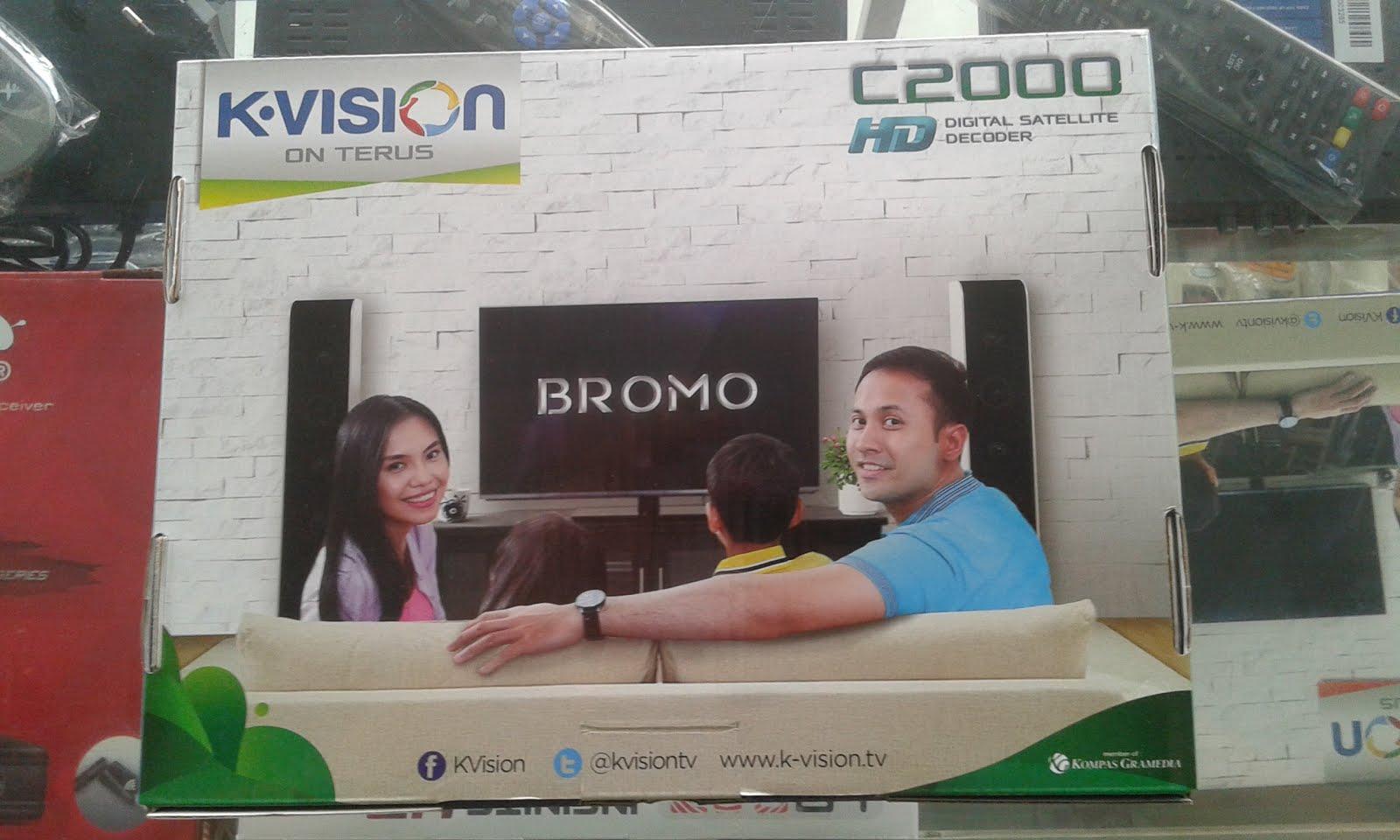 K-VISION C2000