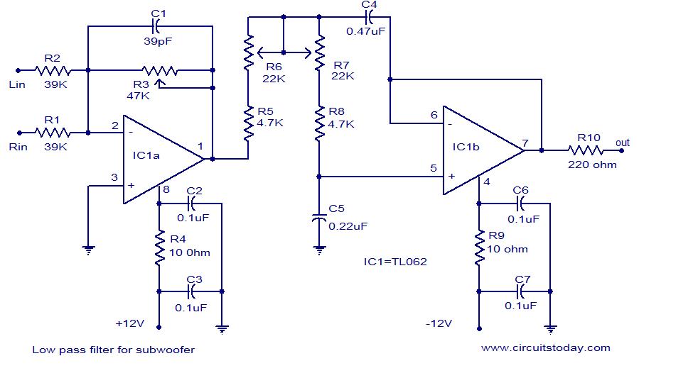 Diy Subwoofer Amplifier - m