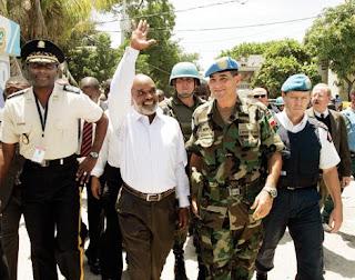 elecciones 2006 Haití