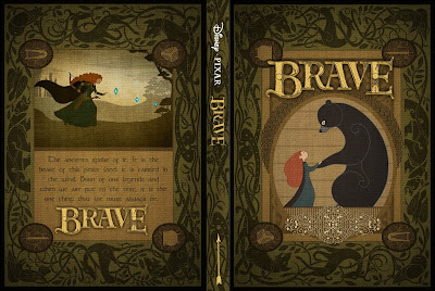 Capa Filme Brave
