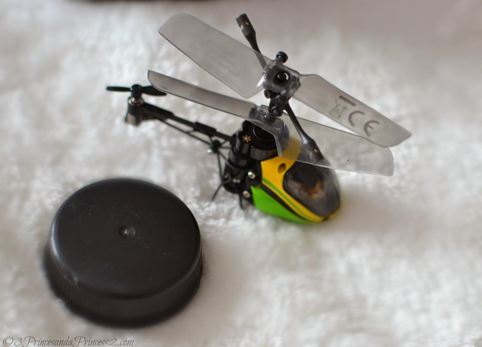 Silverlet Nano Falcon