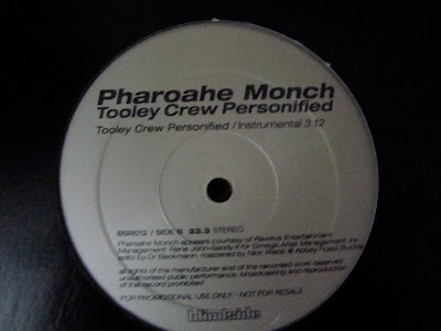 Pharoahe Monch – Tooley Crew Personified (VLS) (2000) (320 kbps)