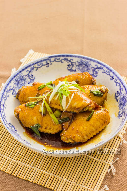 照燒雞翼 Teriyaki Chicken Wings01
