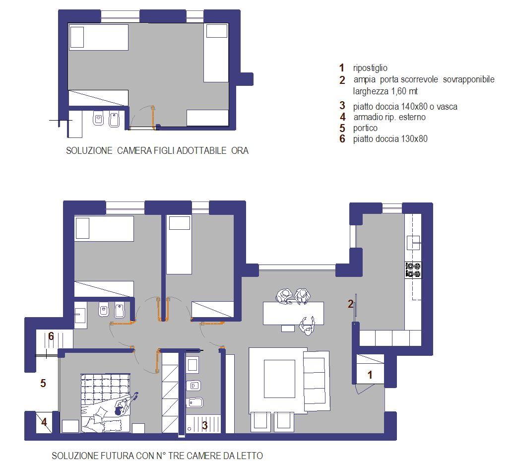 Architettare - ovvero progettare casa online LOW COST: RICAVARE UN ...
