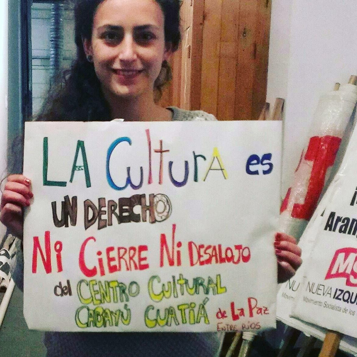 La Cultura es un Derecho!