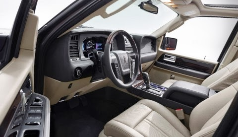 A Look Into Elegance: The 2015 Lincoln Navigator