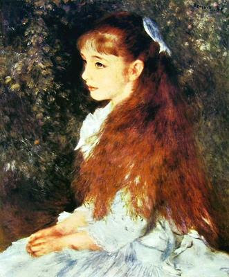 Irène Cahen d'Anvers (Pierre Auguste Renoir)