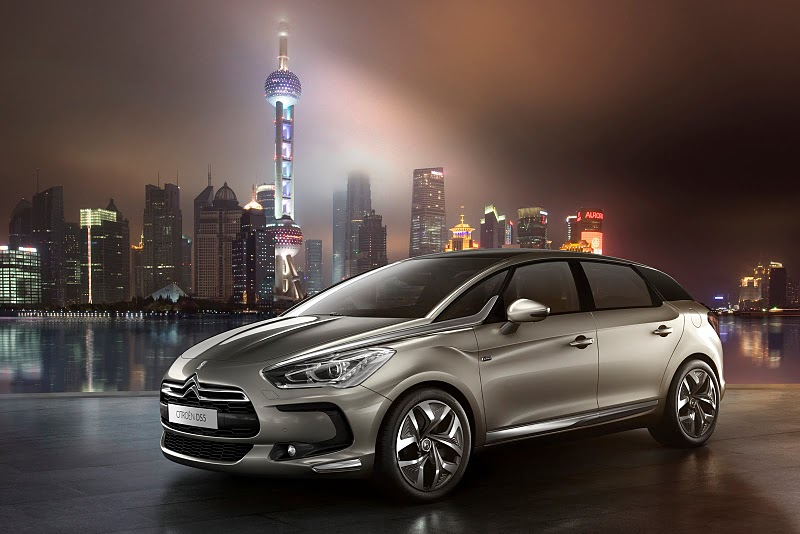 2012 citroen ds5 Review | Price and Interior - autodraaak