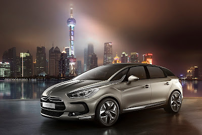 2012 citroen ds5 Review