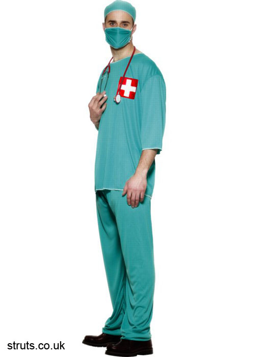 Mengapa Pakaian Dokter Bedah Berwarna Hijau