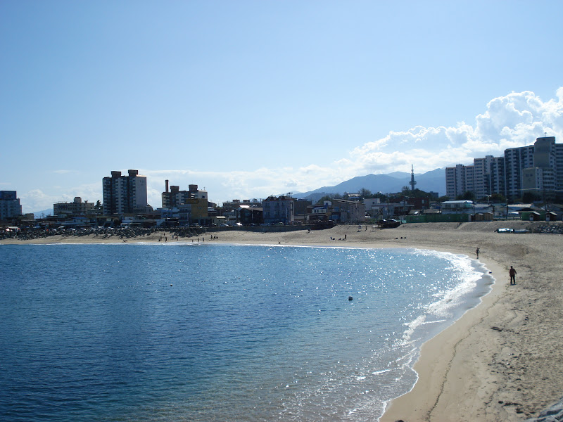 sokcho beach, south korea | playas / beaches | pinterest | korea, Hause ideen