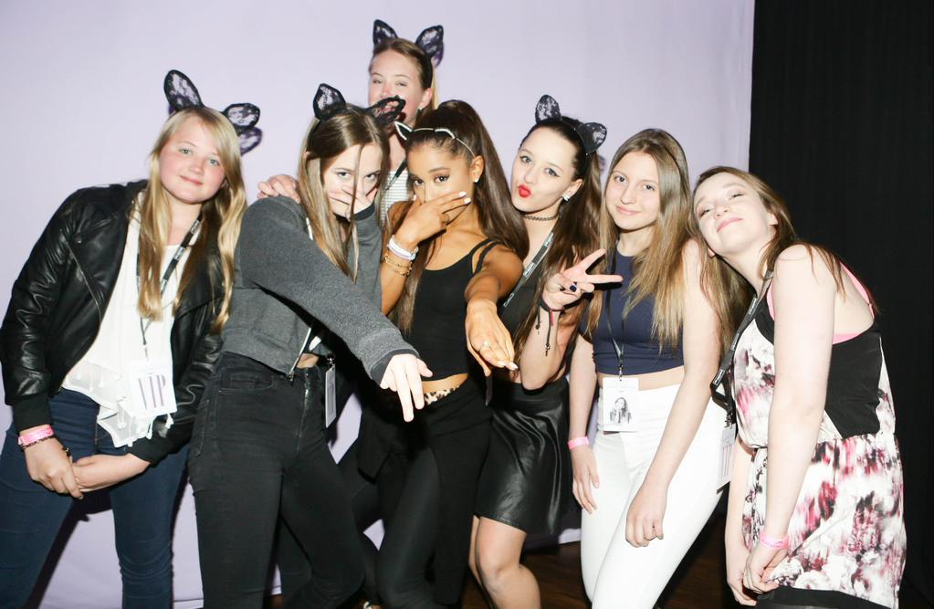 Ariana grande honeymoon tour uk m4hsunfo