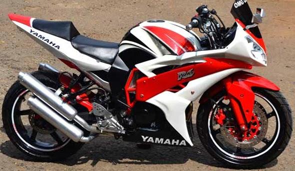 Kumpulan Foto dan Gambar Yamaha Byson Modifikasi Keren Terbaru 2014
