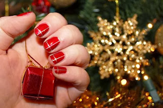 Christmas 2015 Nail Art Designs Pictures Ideas for Girls Womens