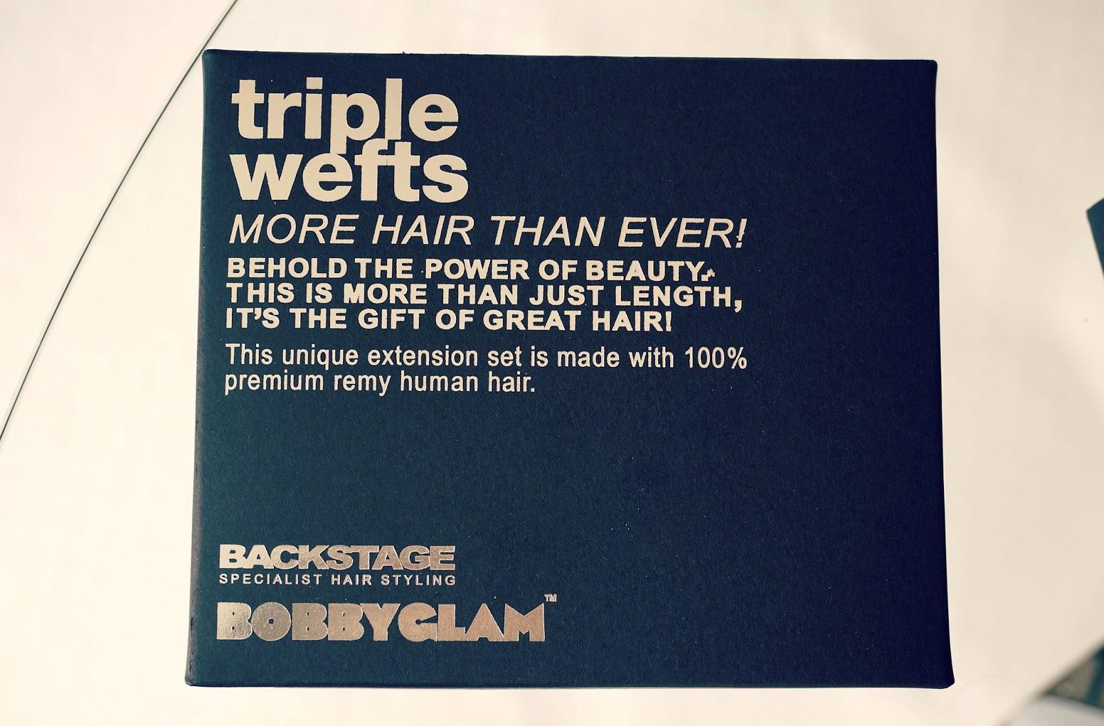 Bobbyglam Hair Extensions Review Tutorial Fashion Camera