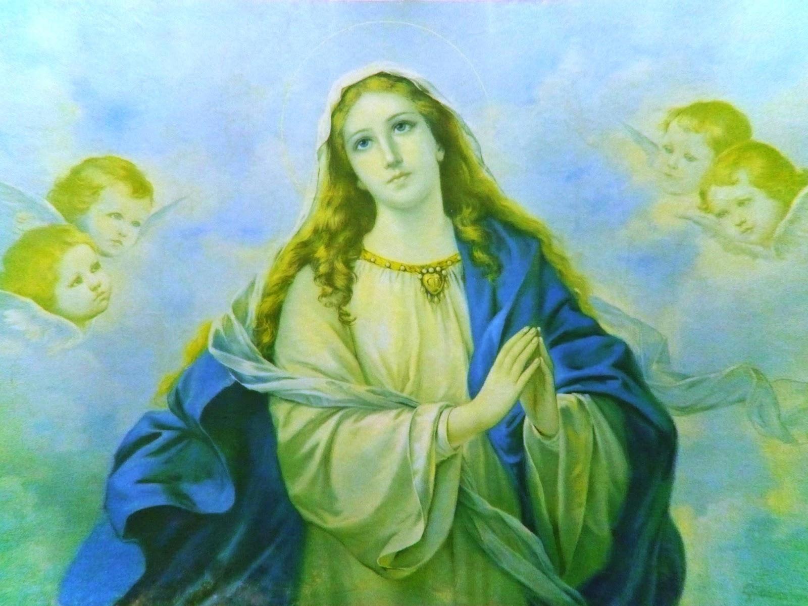 Việc sùng kính Mẹ Maria thời Trung Cổ