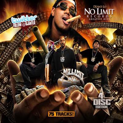 Hip-Hop Domain: Master P - No Limit Greatest Hits (louisana)