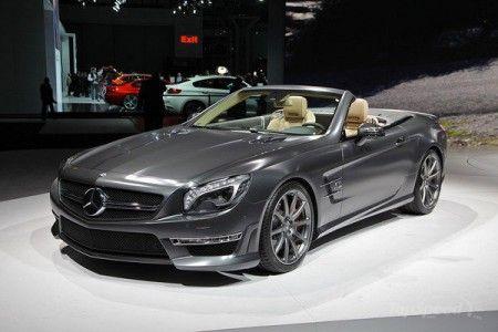 запчасти Mercedes SL65 AMG 2012