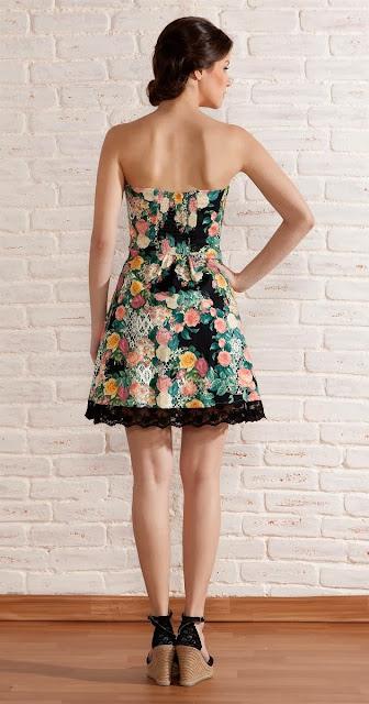 Como usar Vestidos com detalhes em renda