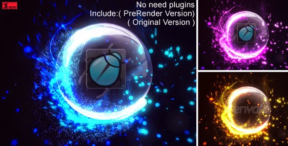 VideoHive Impact Particles Reveal