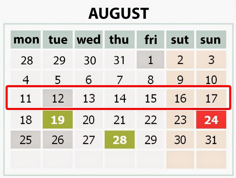 11-17.08.2014 - Ukraine Weekly Highlights