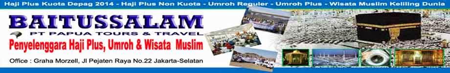 Travel Haji Plus Umroh | Biro Haji ONH Plus 2012  I Paket Wisata Muslim