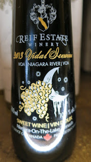 Reif Vidal Icewine 2013 - VQA Niagara River, Niagara Peninsula, Ontario, Canada (91 pts)