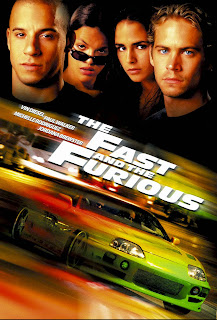Rápidos y Furiosos 1 / A Todo Gas 1 / The Fast and the Furious 1 Poster