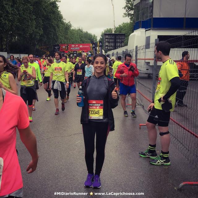 Mi Diario Runner, blog running, meta carrera 10k rnr madrid 2015