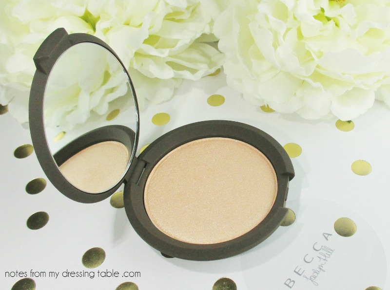 Becca X Jaclyn Hill Shimmering Skin Perfector Pressed - Champagne Pop - Product Detail notesfrommydressingtable.com