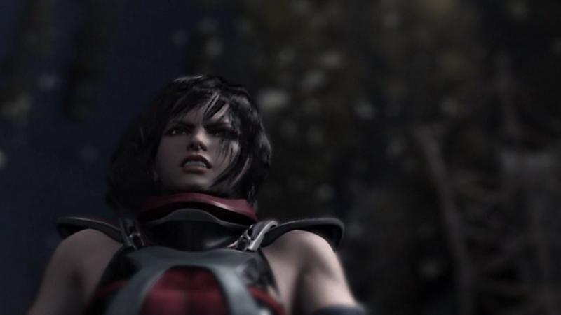 Shirogumi Tekken Namco CG