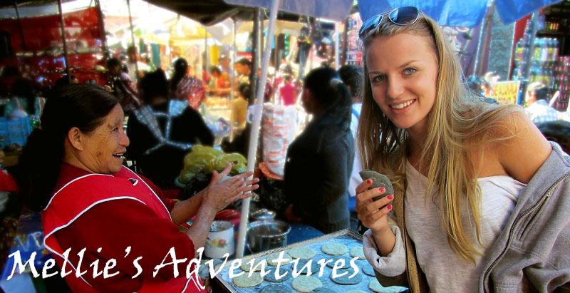 Mellie's Adventures