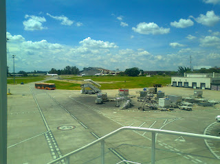 Air Zimbabwe's other A320 with entire grounded fleet