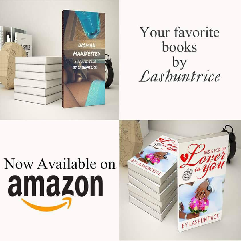 Books by Lashuntrice