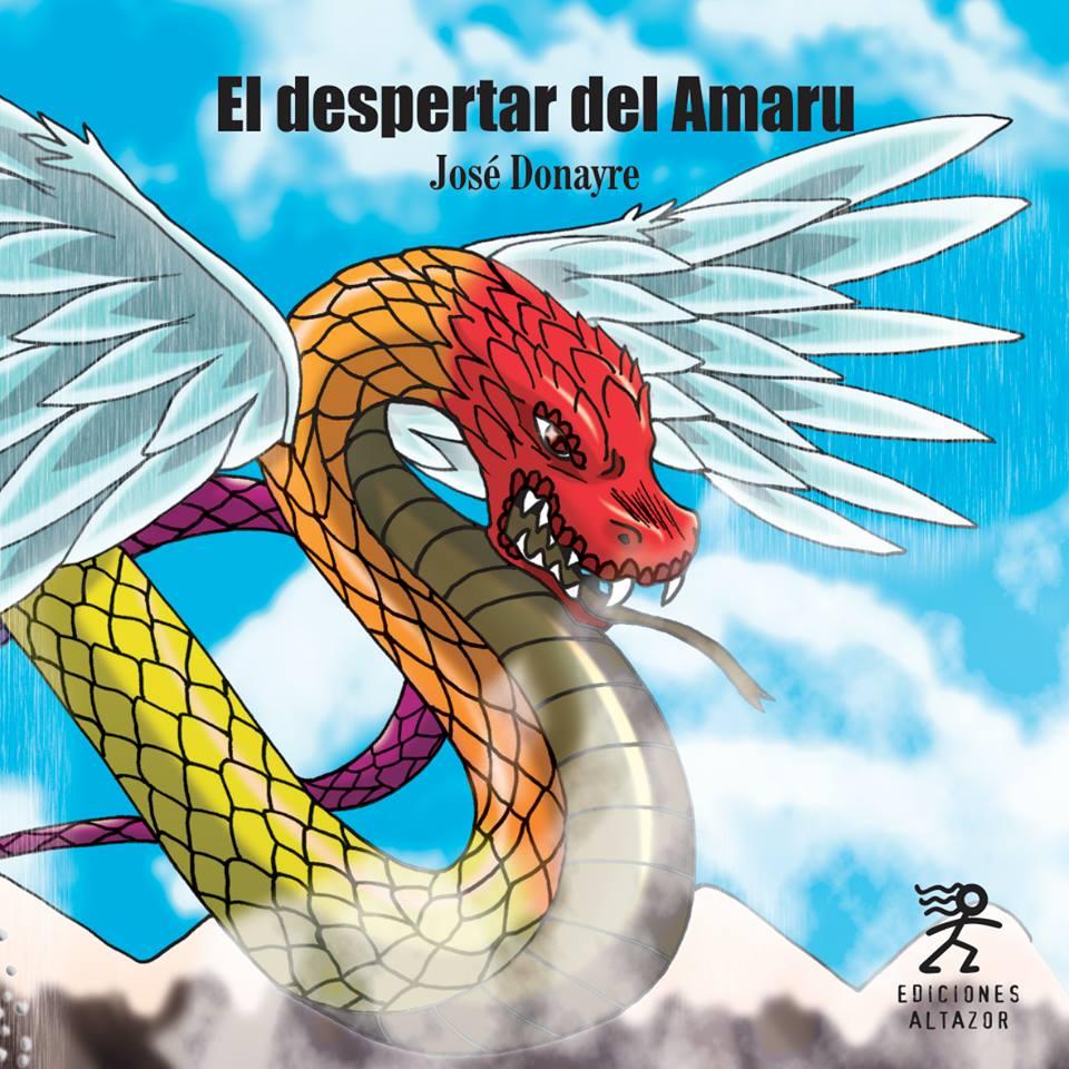 Iluminaciones: José Donayre. El despertar del Amaru. Lima