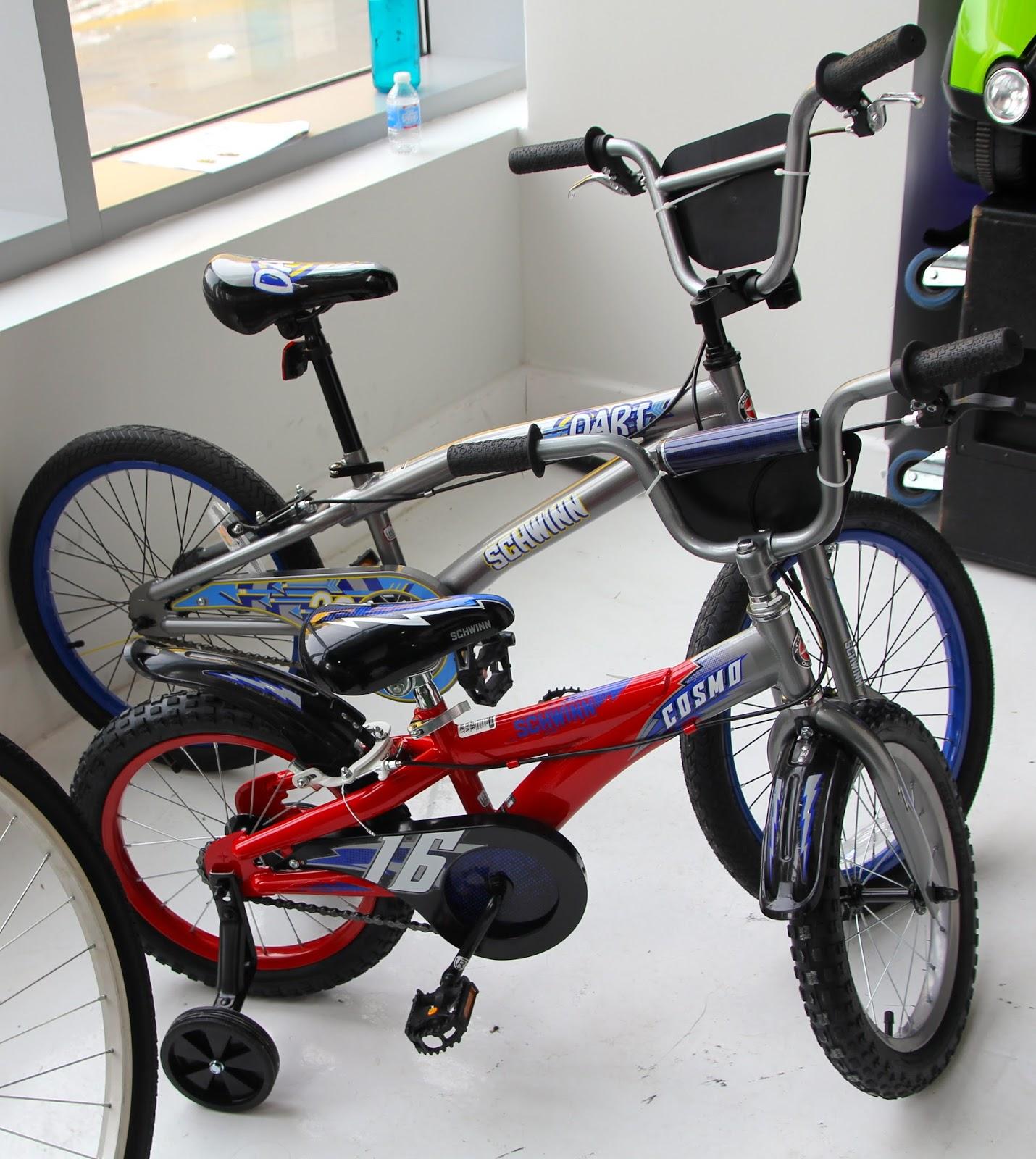 LYRA MAG.: KID TRAX CARS-SCHWINN BIKES - PINT-SIZED/TRICKED OUT RIDES