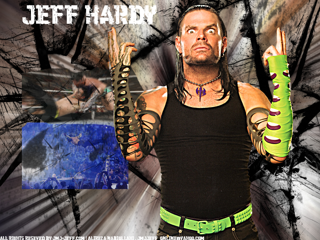 Wwe jeff hardy wallpapers wrestling stars voltagebd Image collections