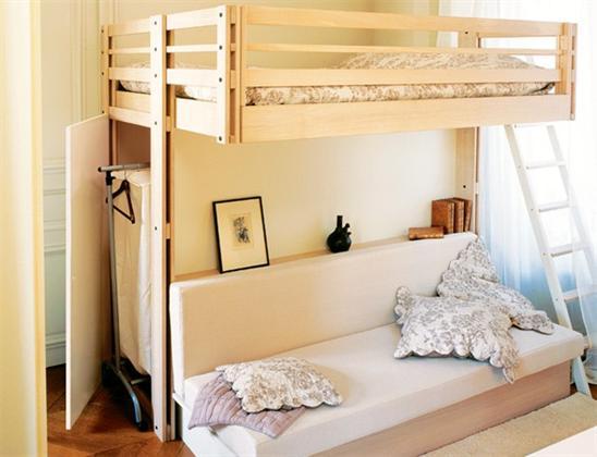 Como decorar mi casa blog de decoracion modernas for Diseno de recamaras pequenas