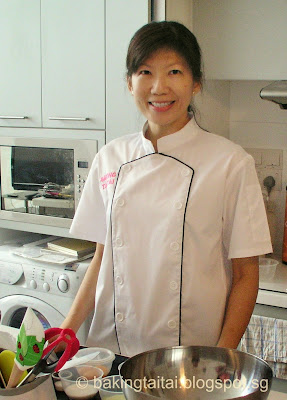 Baking Taitai's baking workshops with LGW 烘焙课程