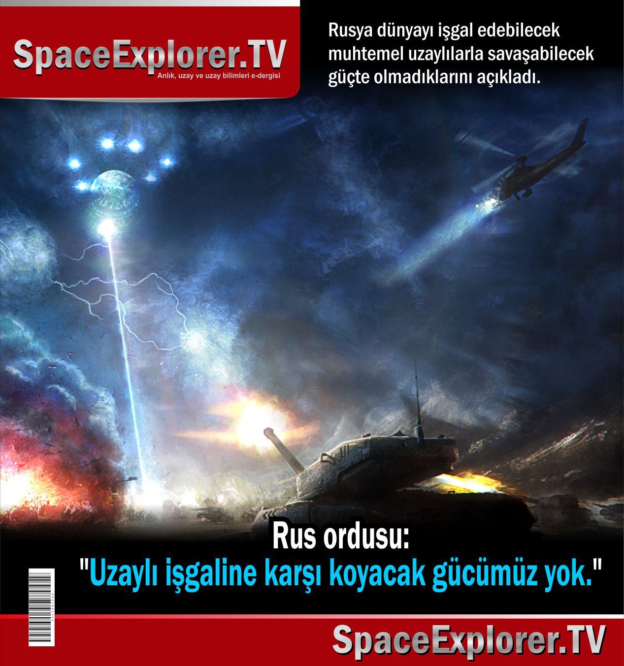 Rusta, Uzaylı istilası, Uzayda hayat var mı?, Dünyada uzaylı var mı, Evrende yalnız mıyız?, UFO, UFO'lar gerçek mi?, Mars'ta yaşam var mı,