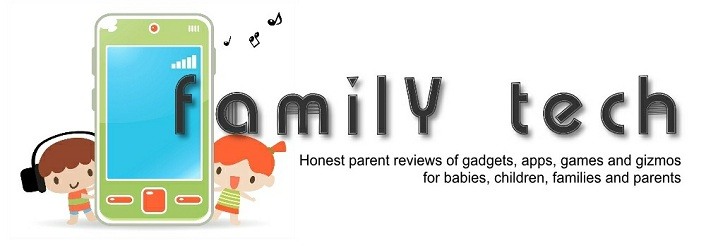 Family Tech - Family Technology Reviews