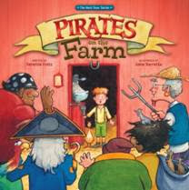 "The ""Pirates on the Farm"" Giveaway - ends - ends 12/12"