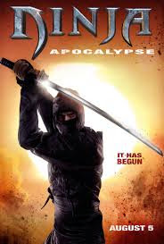 Download Filme Ninja Apocalypse BDRip MKV