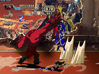 Guilty Gear Isuka PC Game (3)