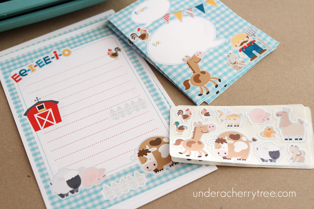 http://underacherrytree.blogspot.com/2013/07/jins-ee-i-ee-i-o-stationery-set.html