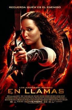 ver Los juegos del hambre 2: En llamas (The Hunger Games 2: Catching Fire) 2013