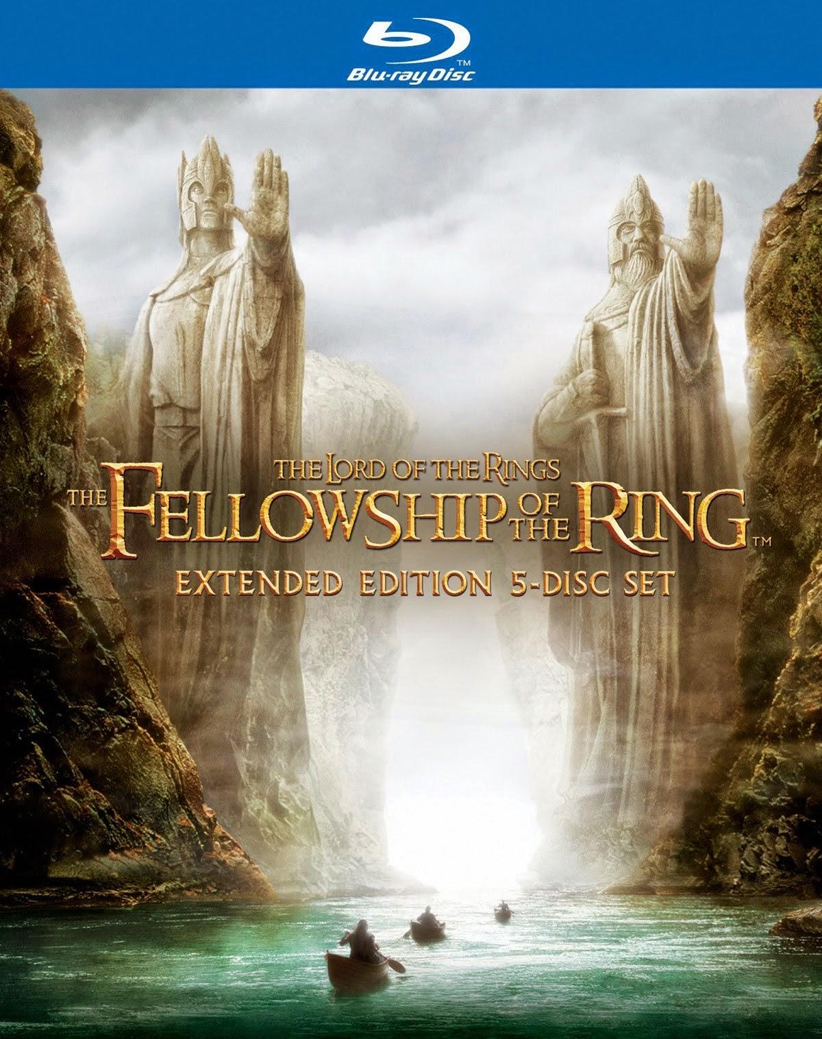 The Lord of the Rings The Fellowship of the Ring 2001 เดอะลอร์ดออฟเดอะริงส์ ภาคที่ 1 ตอน อภินิหารแหวนครองพิภพ