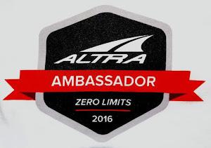 Altra Ambassador 2016