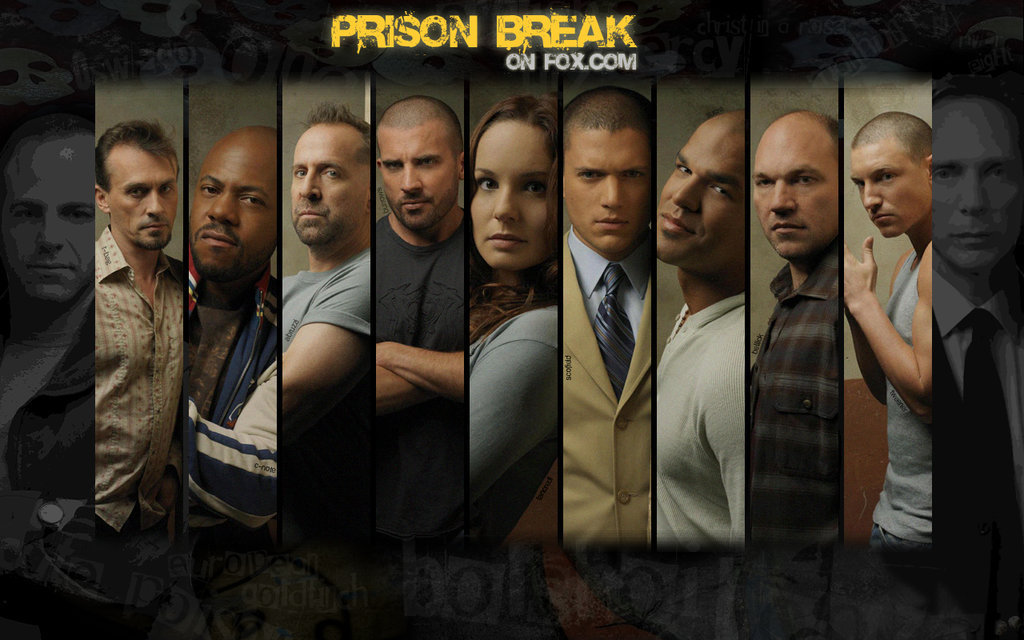 Prison Break (TV Series 2005)